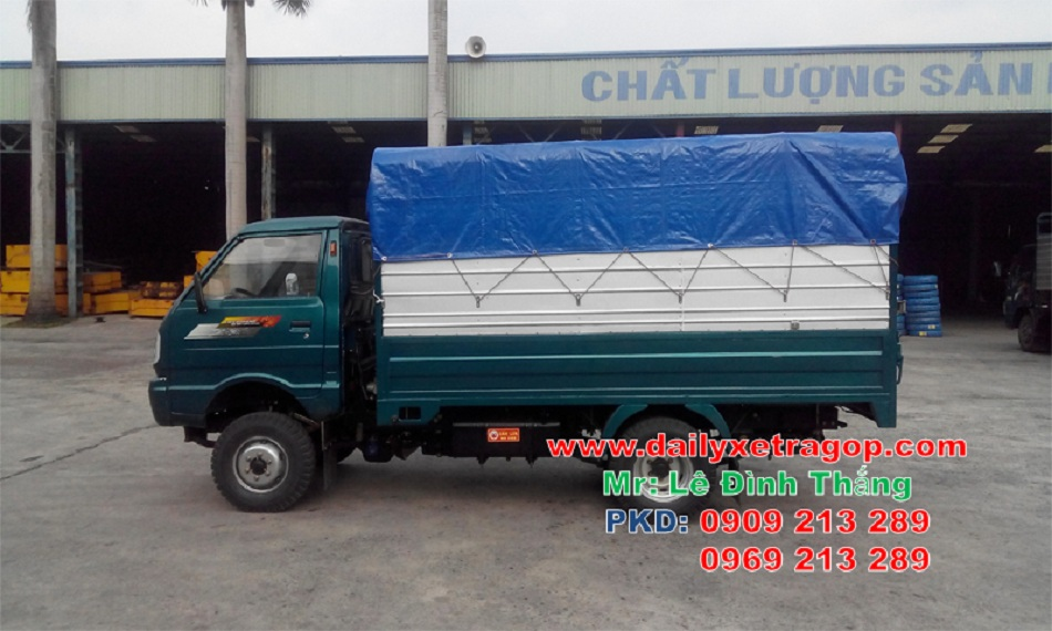 Xe Tải CHIENTHANG 1.4 Tấn | Xe CHIENTHANG 1T4 | LE DINH THANG | 0909213289