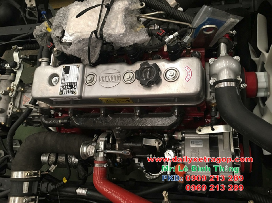 ĐỘNG CƠ Xe Tải JAC X5 990KG | Xe JAC X5 | Xe JAC 990KG | Giá Xe JAC X5