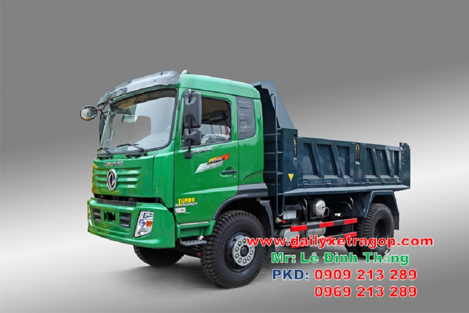 Xe Be DONGFENG 8.4 Tấn | DONGFENG 8T4 | Giá DONGFENG 8 Tấn | LE DINH THANG | 0909213289