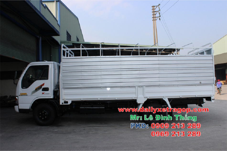 Xe Tải CHIENTHANG 3.5 Tấn | Xe CHIENTHANG 3T45 | LE DINH THANG | 0909213289