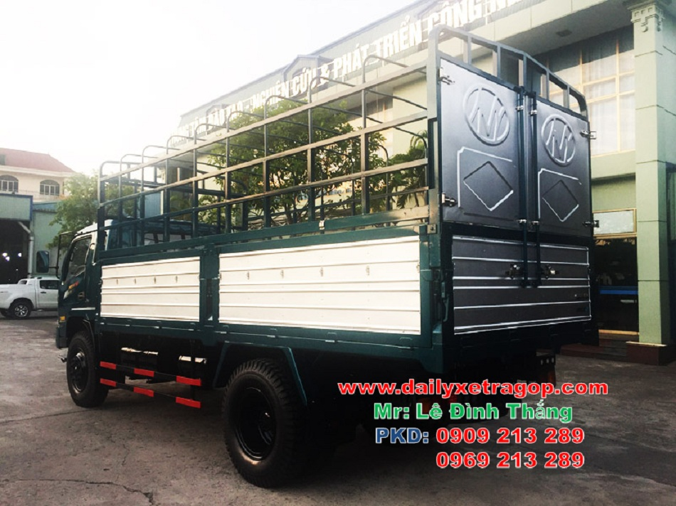 Xe Tải CHIENTHANG 6T5 2 CẦU | Xe CHIENTHANG 6.5 Tan | Giá CHIENTHANG 6T5 | LE DINH THANG | 0909213289