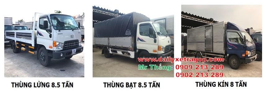 Xe tải hyundai hd120s| Xe hyundai 8 tấn | le dinh thang | 0909213289