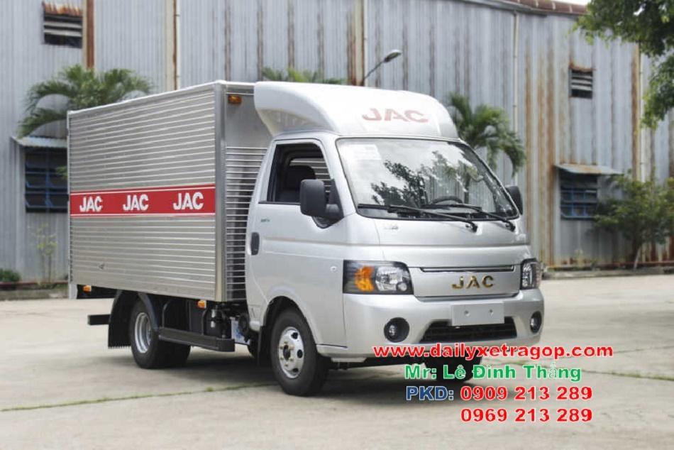 Xe Tải JAC X5 1.49 Tấn   Xe JAC X5 1T49 Thùng Bạt   Xe JAC 1T49 Thùng Kín   JAC X5 Thùng Lững