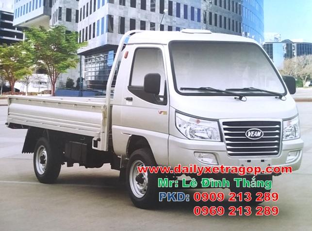 Xe veam vt160 1t5, xe tải veam vt160, giá xe veam vt160| LE DINH THANG | 0909213289
