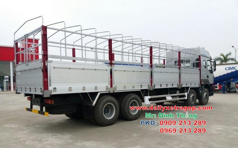 xe chenglong 5 chân, xe tải cheng long 5 chân, giá xe chenlong 5 chân