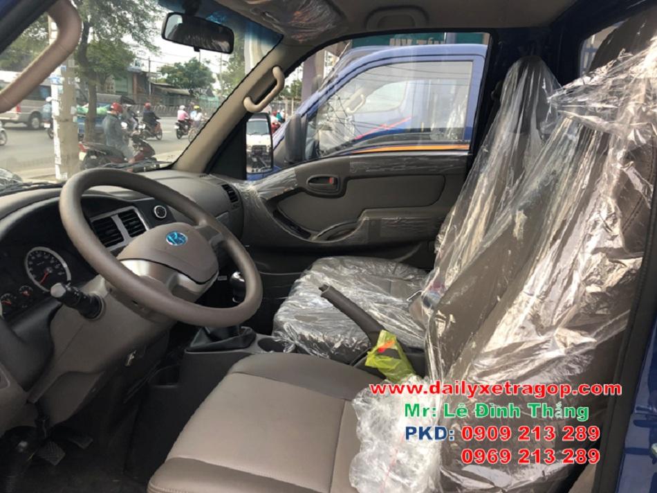 nội that Xe Hyundai PORTER H150 | Xe Tải Hyundai H150 | Hyundai 1.5 Tấn