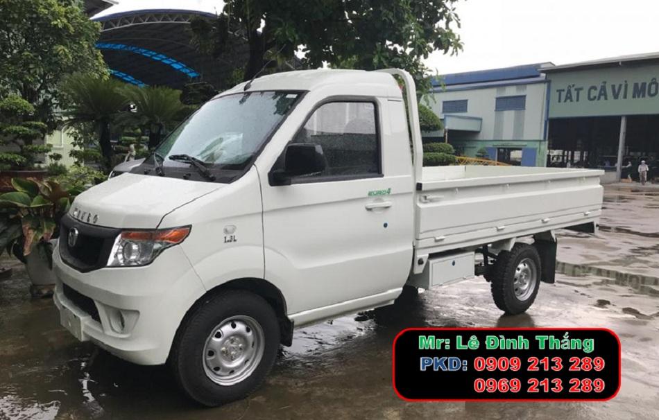 Xe Tải KENBO 995 Kg Thùng Lững | Xe Kenbo 995kg Thùng Lững | Kenbo 990kg | LE DINH THANG