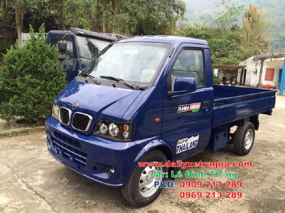 Xe Tải Thái Lan DFSK 990kg Thùng Lững | Xe Tải Thái Lan DFSK 990kg Thùng Lững | Xe Thái Lan 990kg | 0909213289