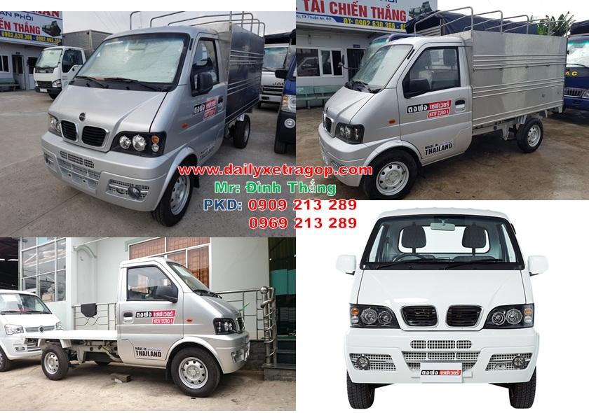 xe tải thái lan 760kg, xe thai lan 760kg, giá xe thai lan