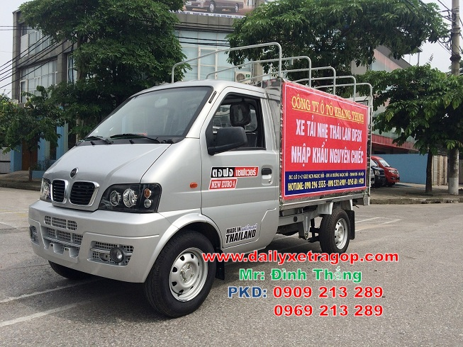 xe tai thai lan 760kg, giá xe thái lan 760kg, thang 0909213289